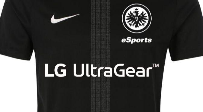LG Electronics ist neuer Hauptsponsor von Eintracht Frankfurt eSports