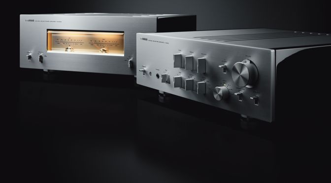 Yamaha C-5000 und M-5000: High-End-Stereoklang in Vollendung