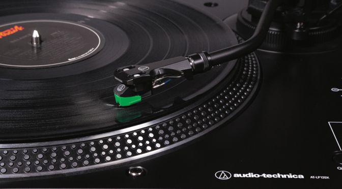 CES 2019 - Audio-Technica präsentiert den DJ-Plattenspieler AT-LP120XUSB