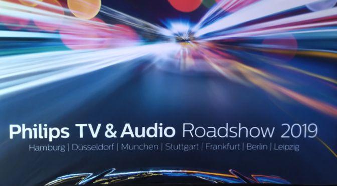 Philips Roadshow 2019 Berlin – ein Termin der Extraklasse in der Classic Remise