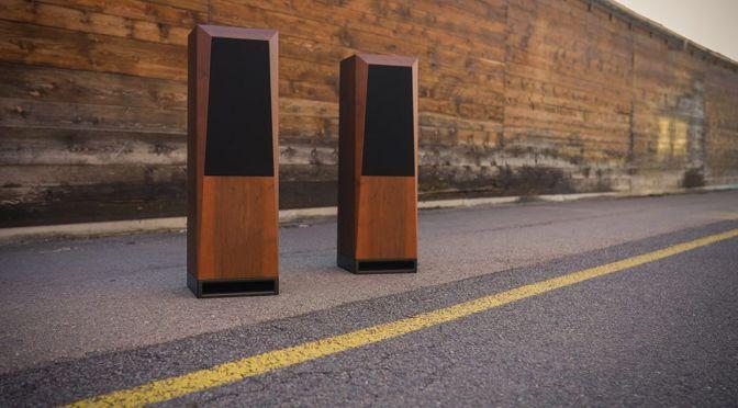 PSI Audio präsentiert Héritage3 auf der HIGH END 2019