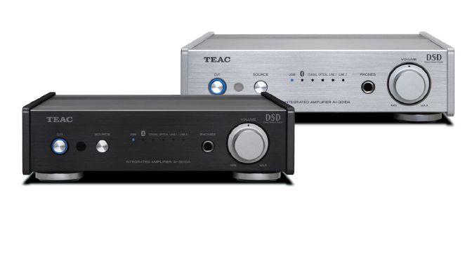 Neues von TEAC: Die 301 Reference Serie bekommt Verstärkung