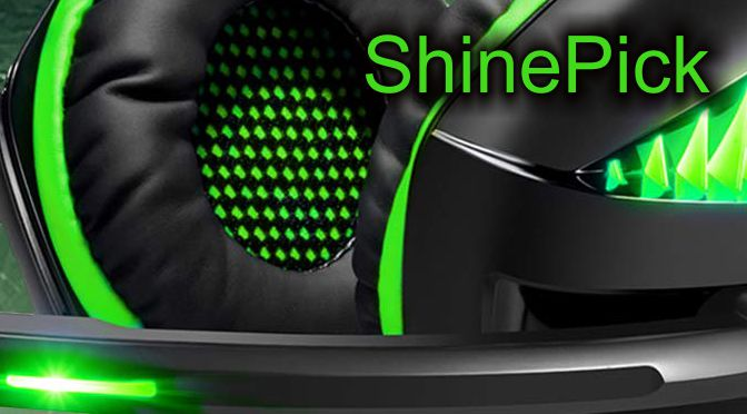 Hardwaretest: ShinePick GM-5 Gaming headset – grell, aber OK