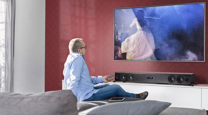 Kinoklang für den Fernseher mit dem High-End-Soundboard nuPro XS-7500