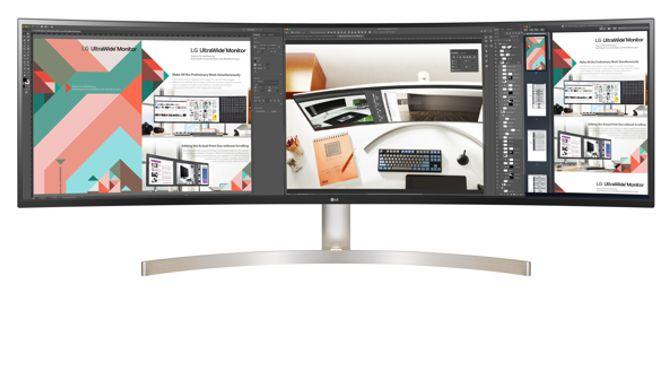 Der LG 49WL95C mit 49 Zoll – eine neue Generation UltraWide
