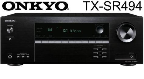 Onkyo TX-SR494