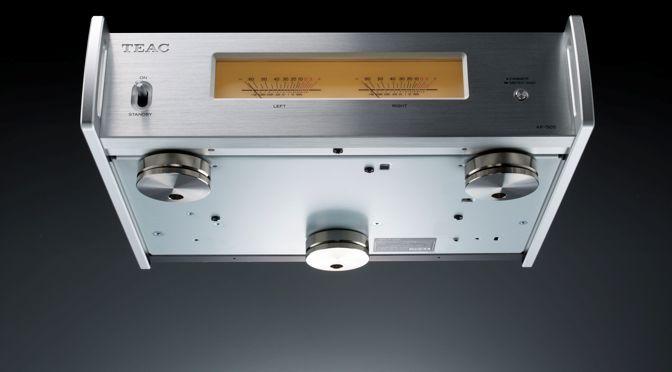 TEAC präsentiert vielseitigen Stereo-Endverstärker für die 505 Reference Serie