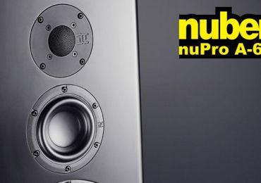 Hardwaretest: nubert nuPro A-600 - aktiv im wahrsten Sinne des Wortes