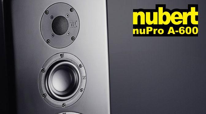 nubert nuPro A-600
