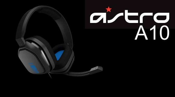 Hardwaretest: Astro A10 – preiswertes Gaming Headset in gut