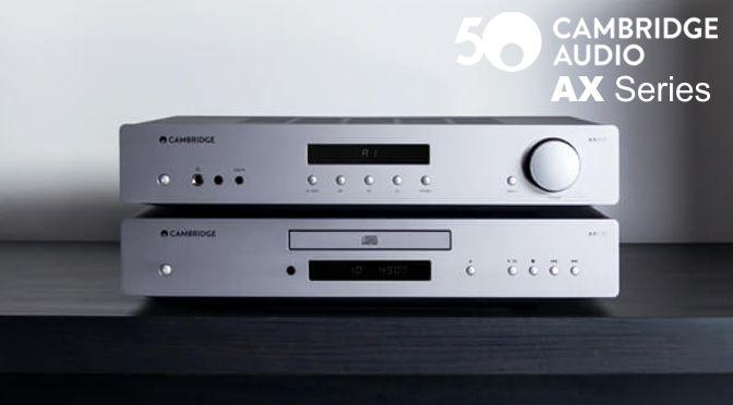 Hardwaretest: Cambridge Audio AXC35 + AXA35 – perfekter Klang für alle
