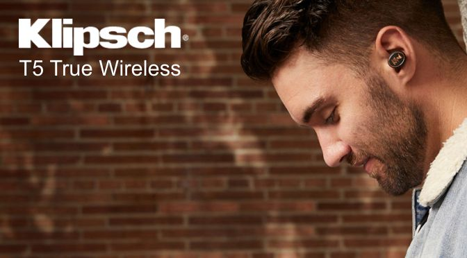 Hardwaretest: Klipsch T5 True Wireless – der Orkan im Ohr