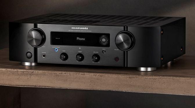 Marantz stellt  Stereo-Vollverstärker PM7000N mit Musik-Streaming vor