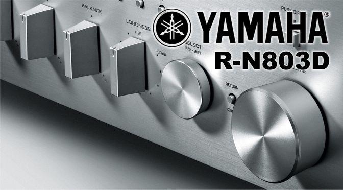 Hardwaretest: Yamaha R-N803D – Klassik trifft Moderne