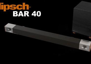 Hardwaretest: Klipsch Bar 40 – Lautstärke allein macht noch keinen Klang