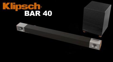 Klipsch BAR 40