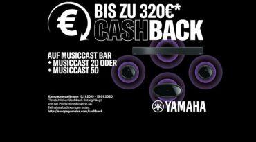 CASHBACK - Yamaha MusicCast Surround Bundles