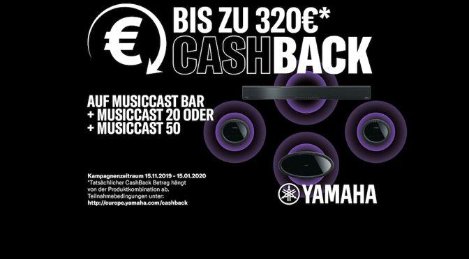 CASHBACK – Yamaha MusicCast Surround Bundles