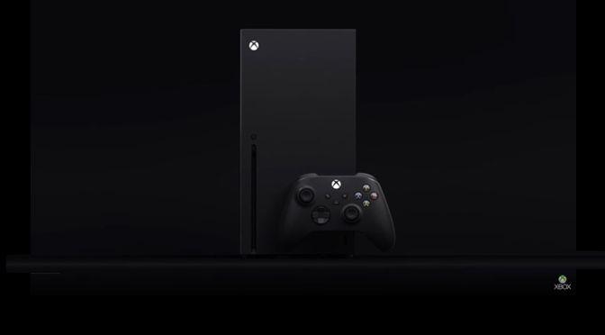 Das ist sie! Die neue Xbox Series X