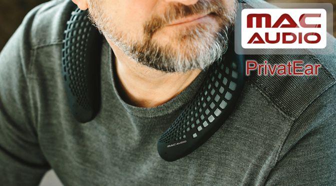 Hardwaretest: Mac Audio PrivatEar – das Nackenkissen mit Klang