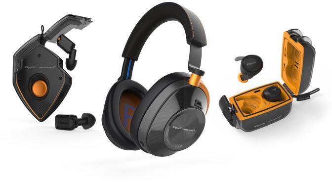 Klipsch meets McLaren - neue Kopfhörer auf der CES 2020 präsentiert