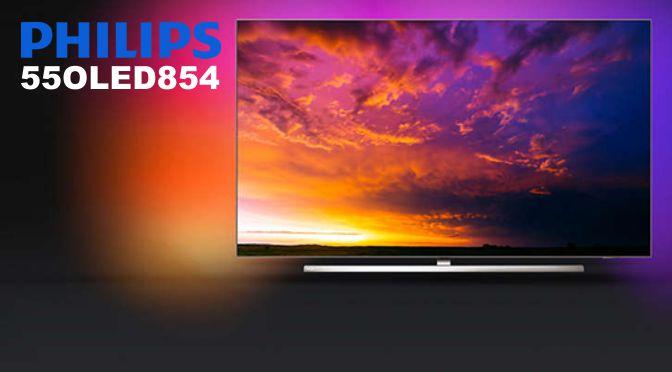 Hardwaretest: Philips 55OLED854 – wie immer überragend