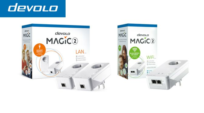Video-Test: devolo Magic 2 - unboxing und Einrichtung