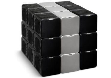 Velodyne Acoustics MicroVee MKII: Bassgigant im Kleinstformat