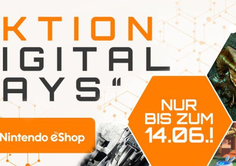 "Nintendo eShop-Angebotsaktion: ""Digital Days""-Aktion 2020"