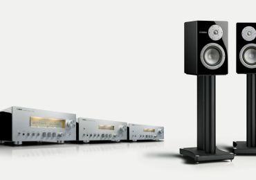 Yamaha NS-3000: HiFi-Lautsprecher für höchste Ansprüche mit innovativer Technologie und speziellen, hochwertigen Standfüßen
