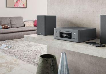 Denon präsentiert neues Netzwerk-Musiksystem CEOL-N11DAB
