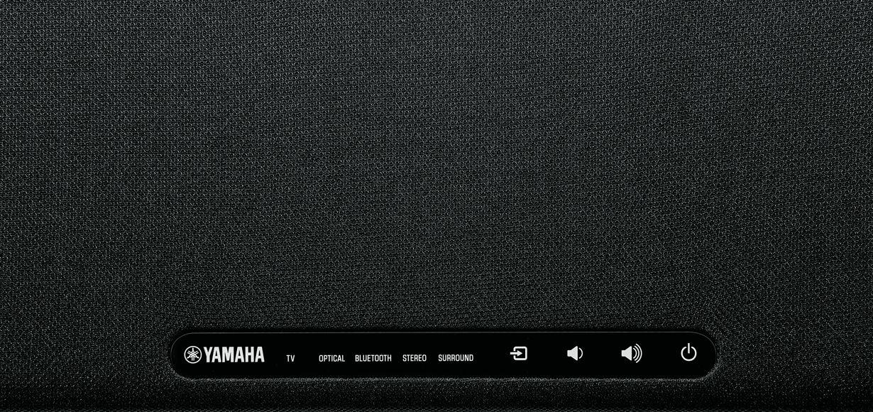 Soundbars mit packenden Surroundklang: Yamaha SR-C20A und SR-B20A