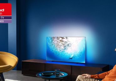 Erneut zweifacher EISA-Award Preisträger: Philips OLED-TVs