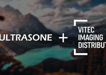 ULTRASONE AG startet Vertriebskooperation mit VITEC Imaging Distribution in Nordamerika