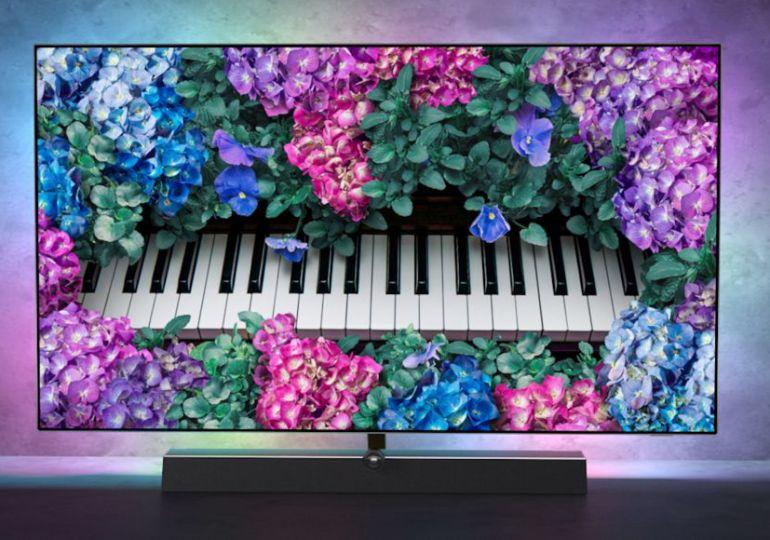 Neue Maßstäbe im TV Markt: Philips OLED+935