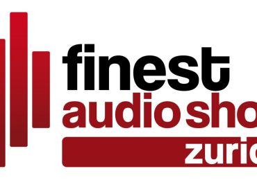 RESTART MIT DER FINEST AUDIO SHOW ZURICH AM 9. UND 10. JANUAR 2021