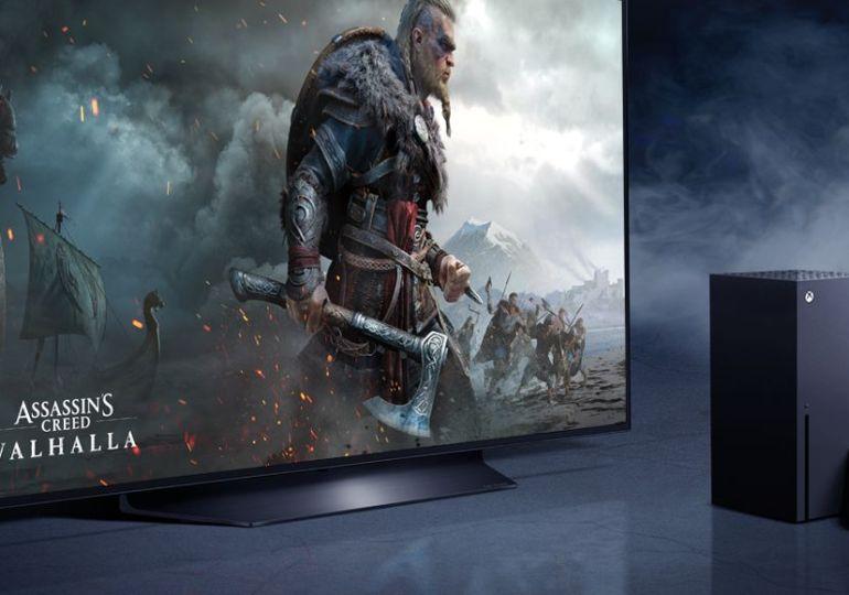LG OLED TV und XBOX SERIES X heben Gaming auf das nächste Level