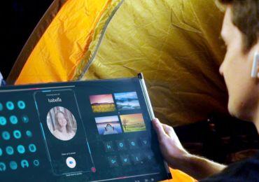 TCL CSOT präsentiert auf der CES 2021 zwei flexible Displays: Die Neudefinition der Maßstäbe für tragbare Geräte
