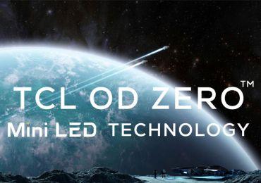 TCL stellt auf der CES 2021 mit OD Zero™ die nächste Generation der Mini-LED-Technologie vor