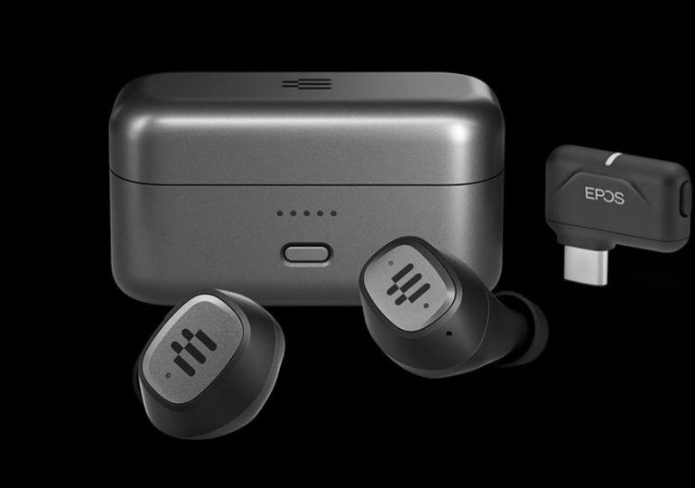 EPOS bietet latenzfreies Gaming für unterwegs mit neuen kabellosen In-Ear-Kopfhörern GTW 270 Hybrid