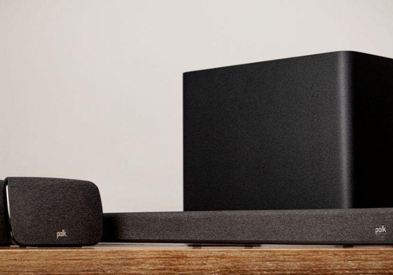 Hardwaretest: Polk React – Stück für Stück zum kabellosen Heimkino