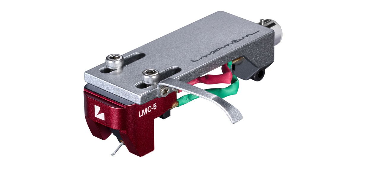 Luxman präsentiert Tonabnehmersystem LMC-5
