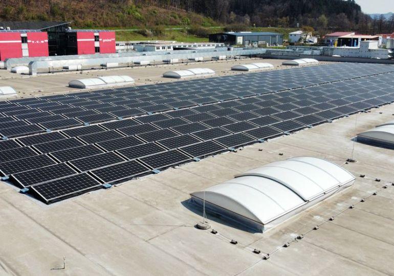 Gelebter Umweltschutz: Nubert tankt Sonne