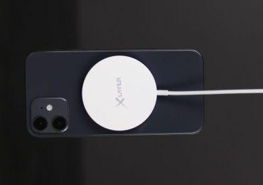 XLayer: Einfach anziehende Ladehelfer und Accessoires für das iPhone 12