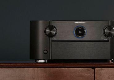 Marantz stellt Top-Range AV-Vorverstärker AV8805A mit erweiterten Audio- und Bildfunktionen vor