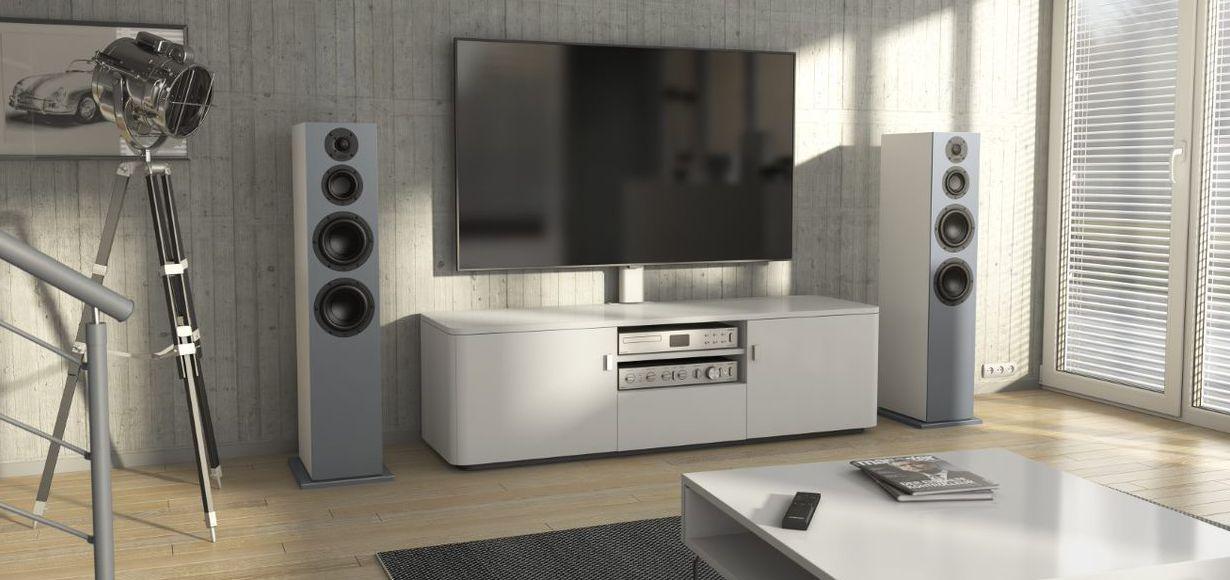 Nubert präsentiert die neue nuBoxx-Lautsprecherserie