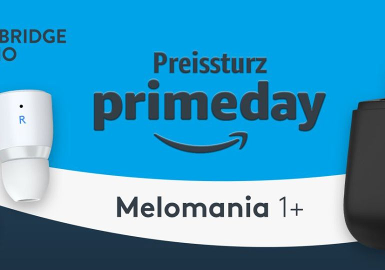 Cambridge Audio Melomania 1+: reduzierter Preis zum Amazon Prime Day