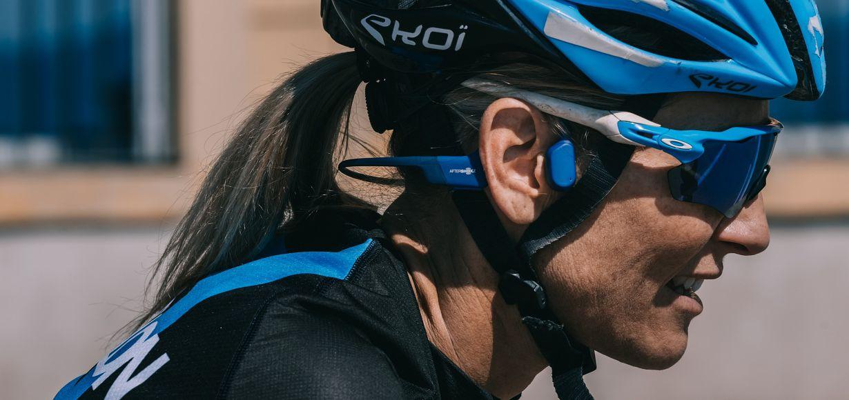 AfterShokz Aeropex und OpenMove – Für mehr Spaß und Sicherheit auf der nächsten Radtour