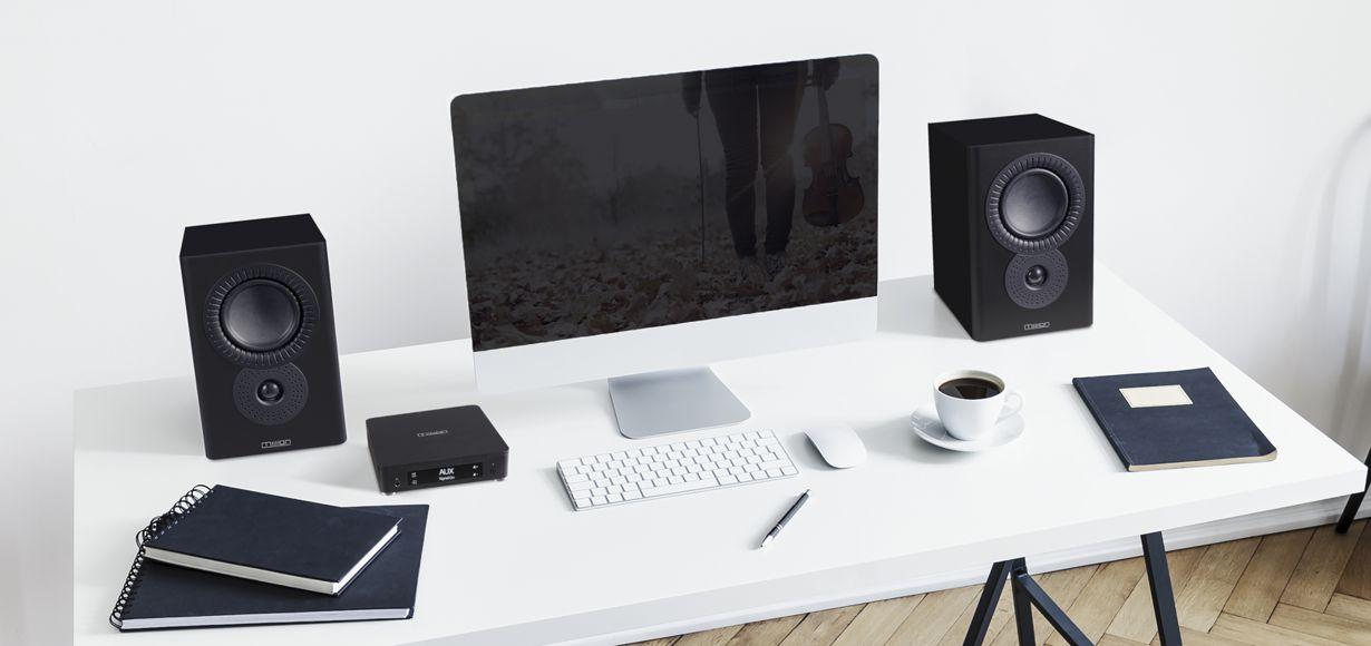 Mission LX CONNECT: Drahtloser Lautsprecher mit legendärem LX Sound