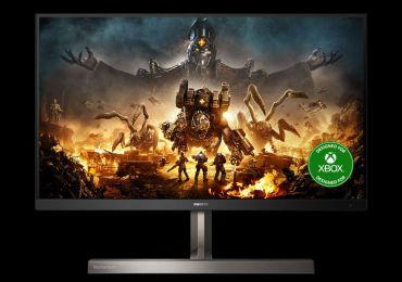 Philips Momentum Designed for Xbox mit 32 und 27 Zoll - das optimale 120Hz Gameplay